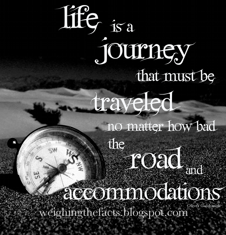 Quotes About Life Journey: A Good Recovery Quote