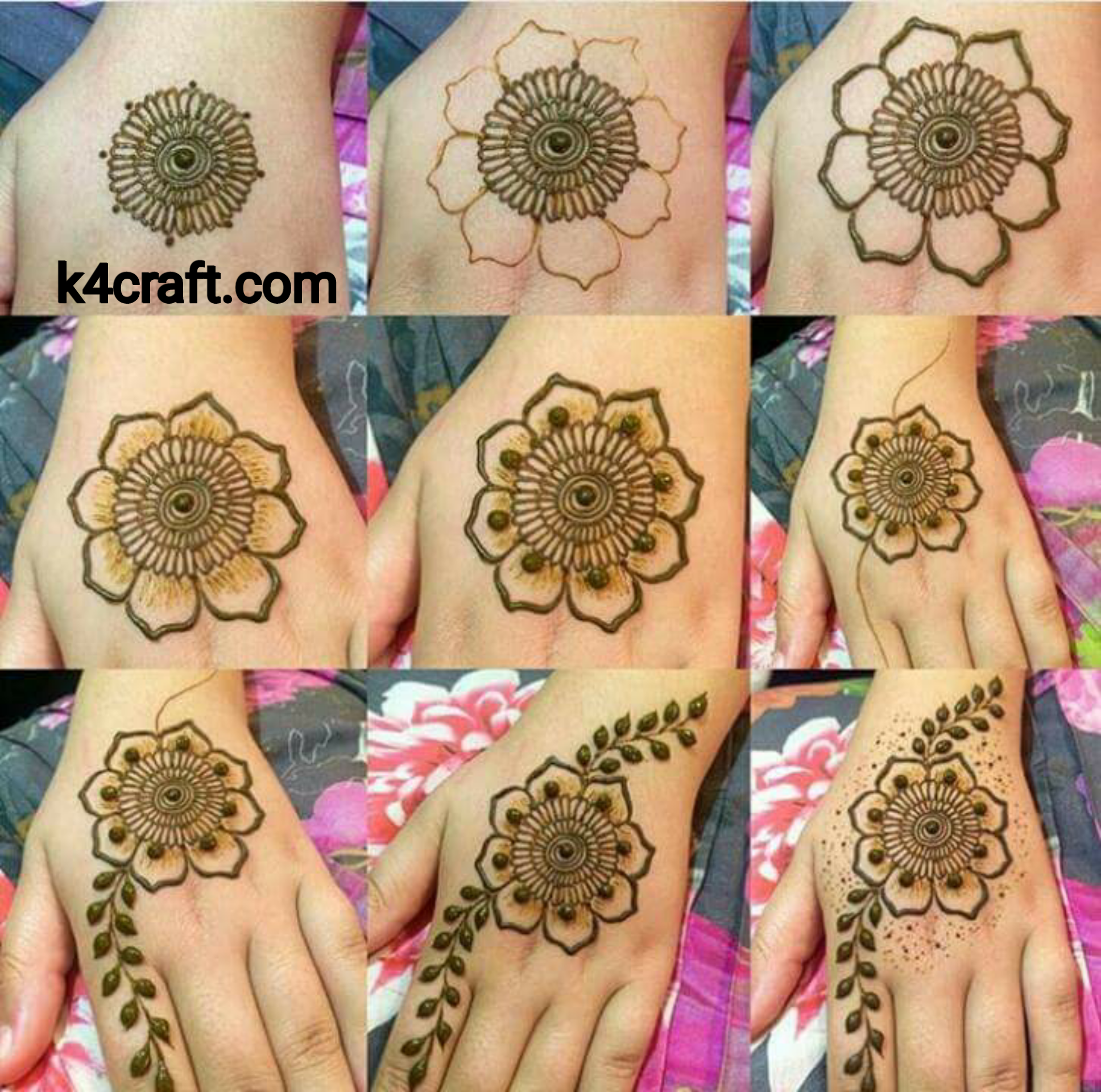 Simple Arabic Mehndi Design Step By Step Step By Step Ideas In 2020 Mehndi Designs For Fingers Mehndi Designs For Hands Mehndi Designs,Tribal Upper Arm Half Sleeve Tattoo Designs