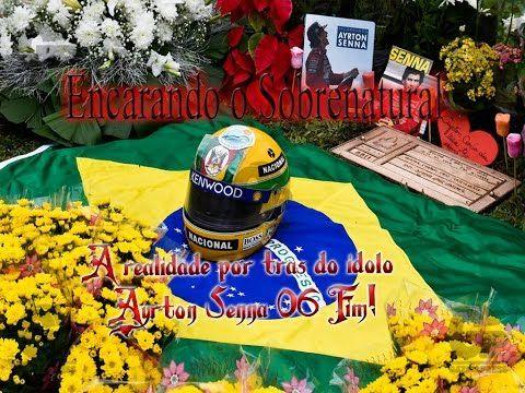 A realidade por trás do ídolo Ayrton Senna Parte 6 - YouTube
