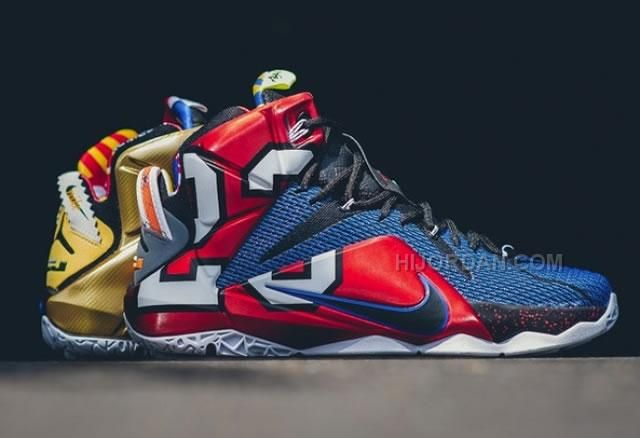 pretty nice 34f4d 2c9e6 Pin by rubytop on Nike LeBron 12 | Nike lebron, Nike shoes ...
