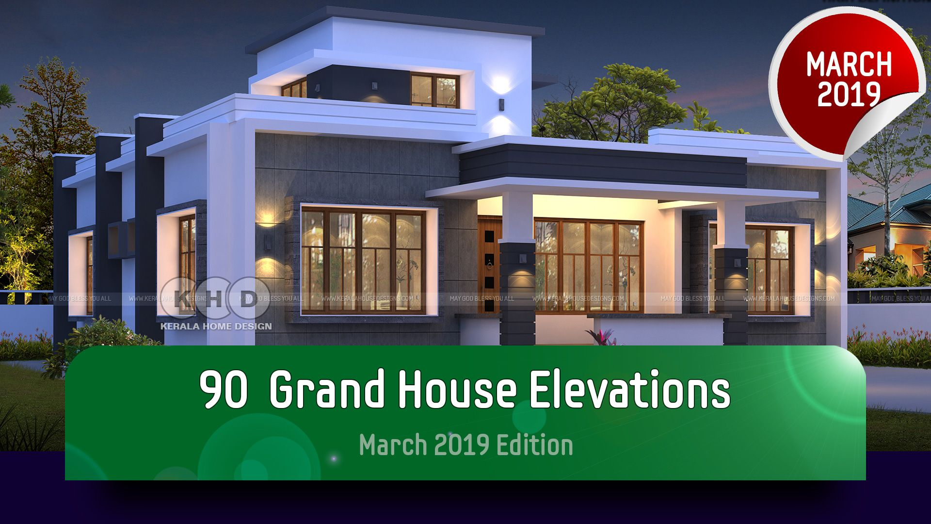 Top 90 House Plans Of March 2019 A1 In 2019 House