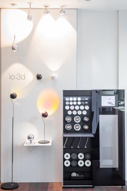 Occhio Store by Astéri Ternes Paris XVIIe