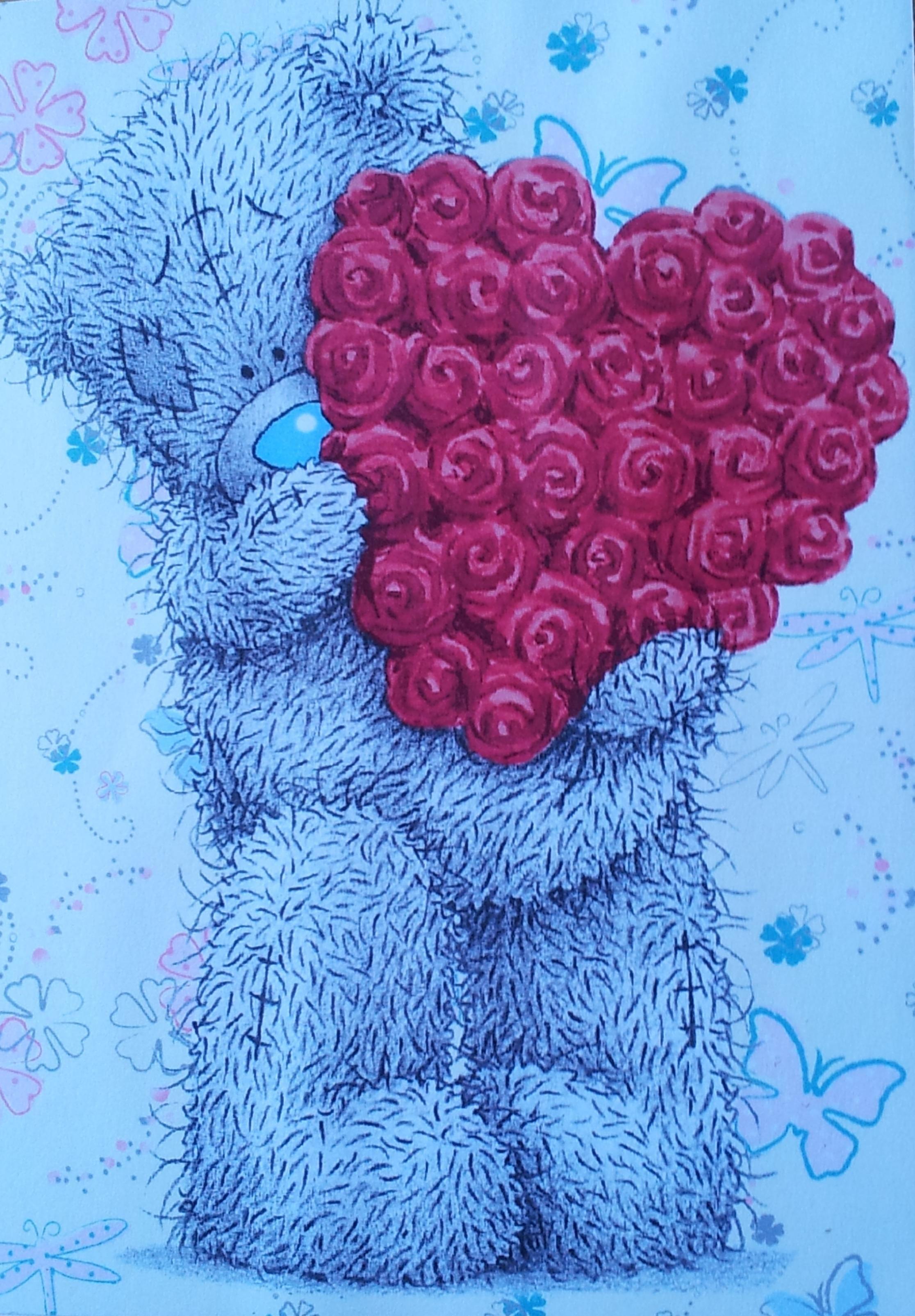 ttx heart of flowers