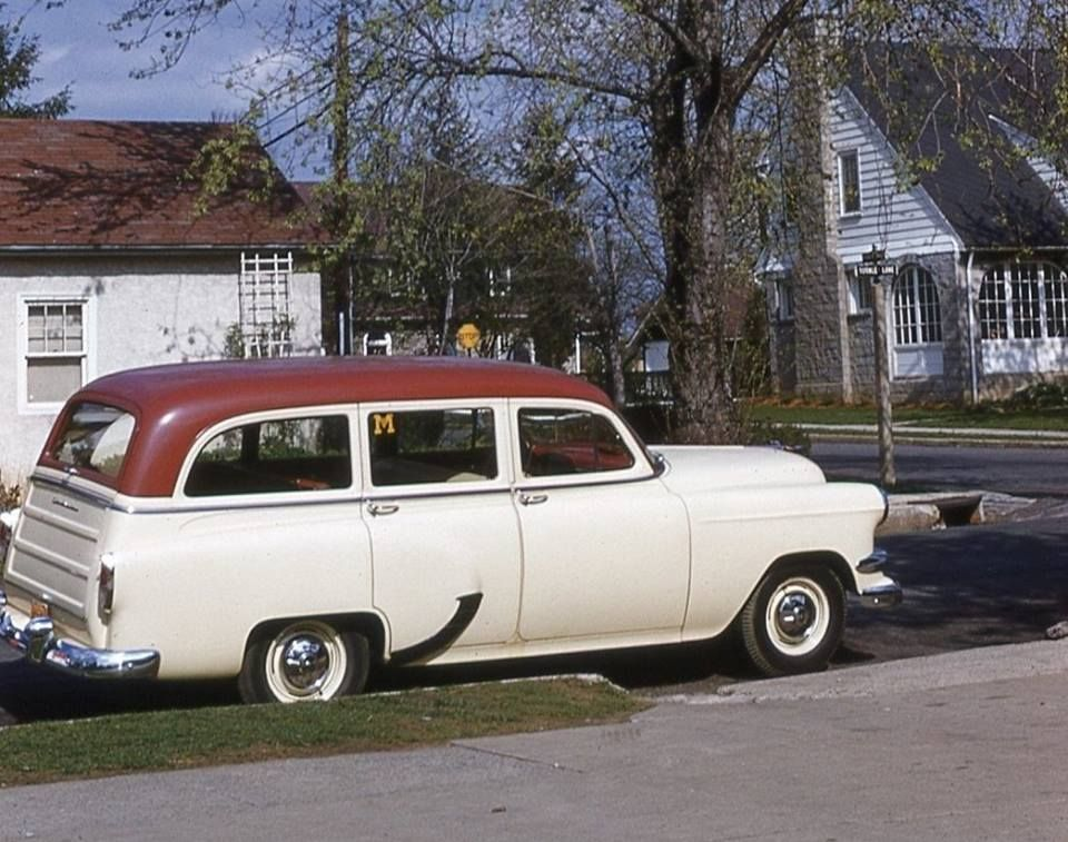 1954 Chevy 150 stw