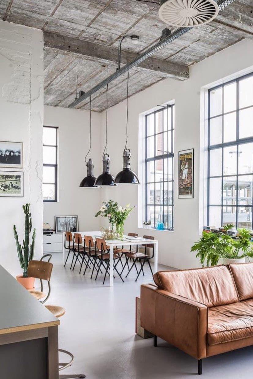 Lofts: Wohntipps für grosse Loftwohnungen