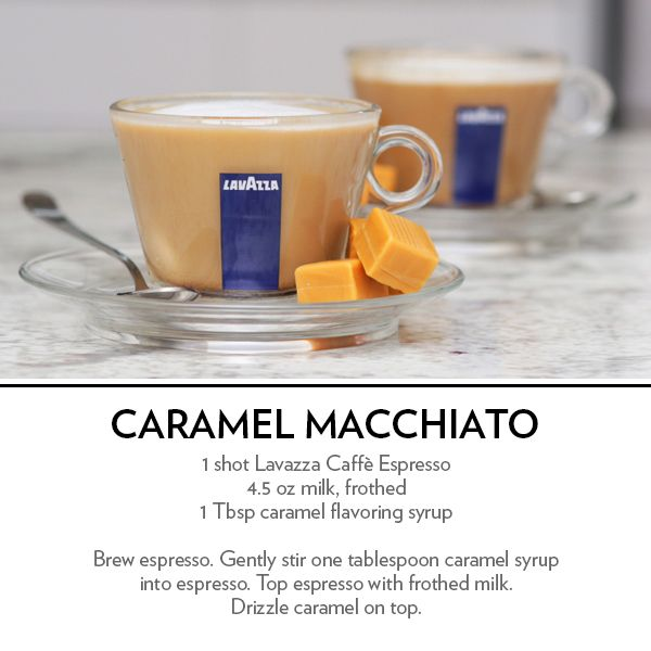 how to drink a macchiato