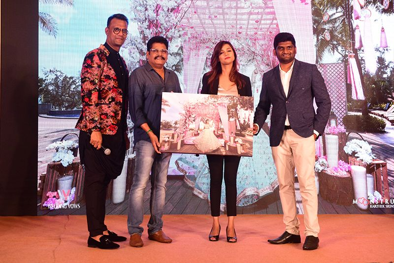 Celebrities At Karthik Srinivasan's New Calendar Launch