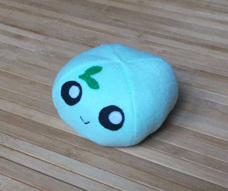 Kawaii Friend Mint Mochi Mint Mochi Plush Japanese Food Plush