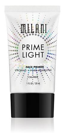 Slide: Milani Prime Light Strobing + Pore-Minimizing Face Primer