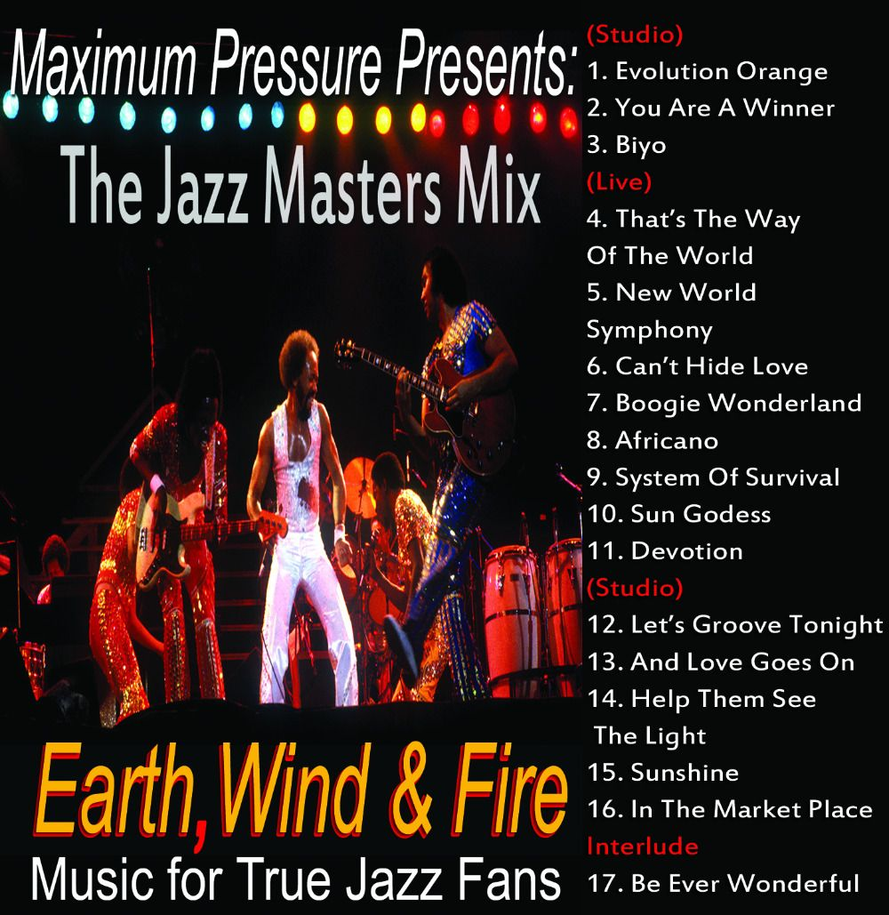 EARTH WIND & FIRE - Mix MP3 Download #onselz | PressureMP3