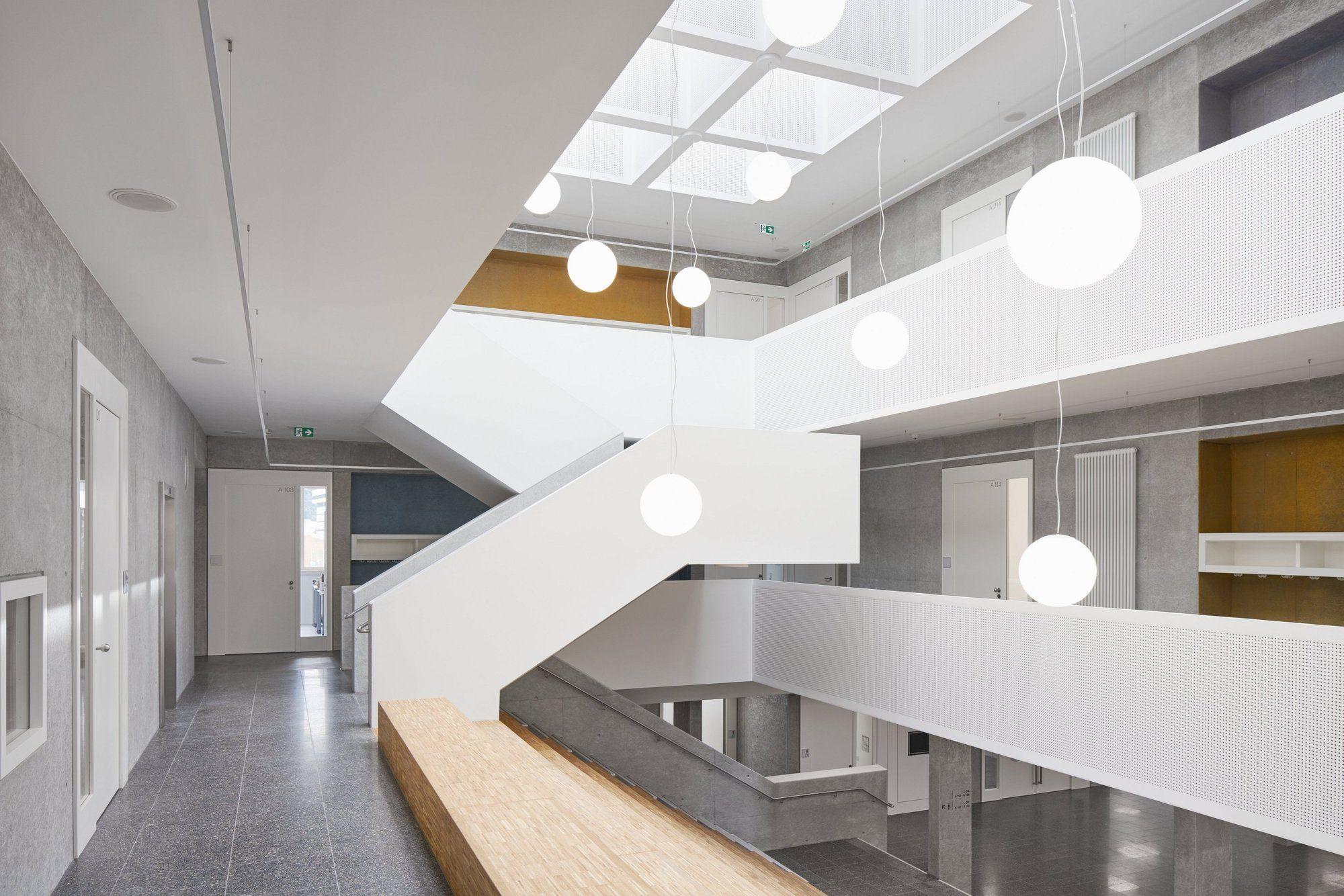 Gallery of School and Community Center u201cB