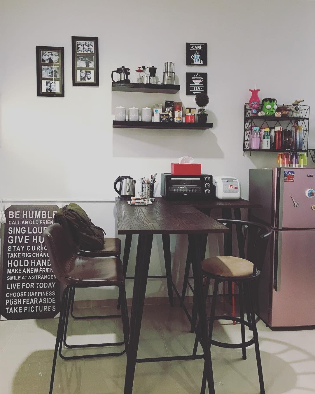 Dapur Dan Ruang Makan Sederhana