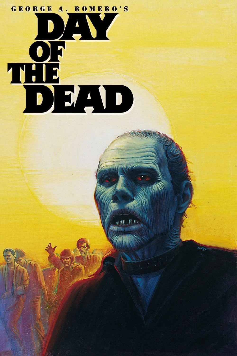 Pin by Anthony Taylor on Day Of The Dead The dead movie
