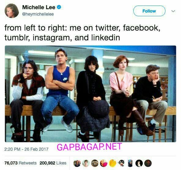 Hilarious Tweets About Social Media