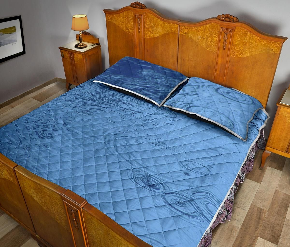 Comfort Quilt Bed Set Collection Nature 08 - Quilt Bed Set - Comfort Quilt Bed Set Collection Nature 08 / Twin