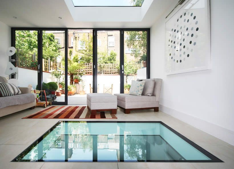Floorglaze  Inspiration  Glass Floor Showcase  Building Details Captivating Glass Showcase Designs For Living Room 2018