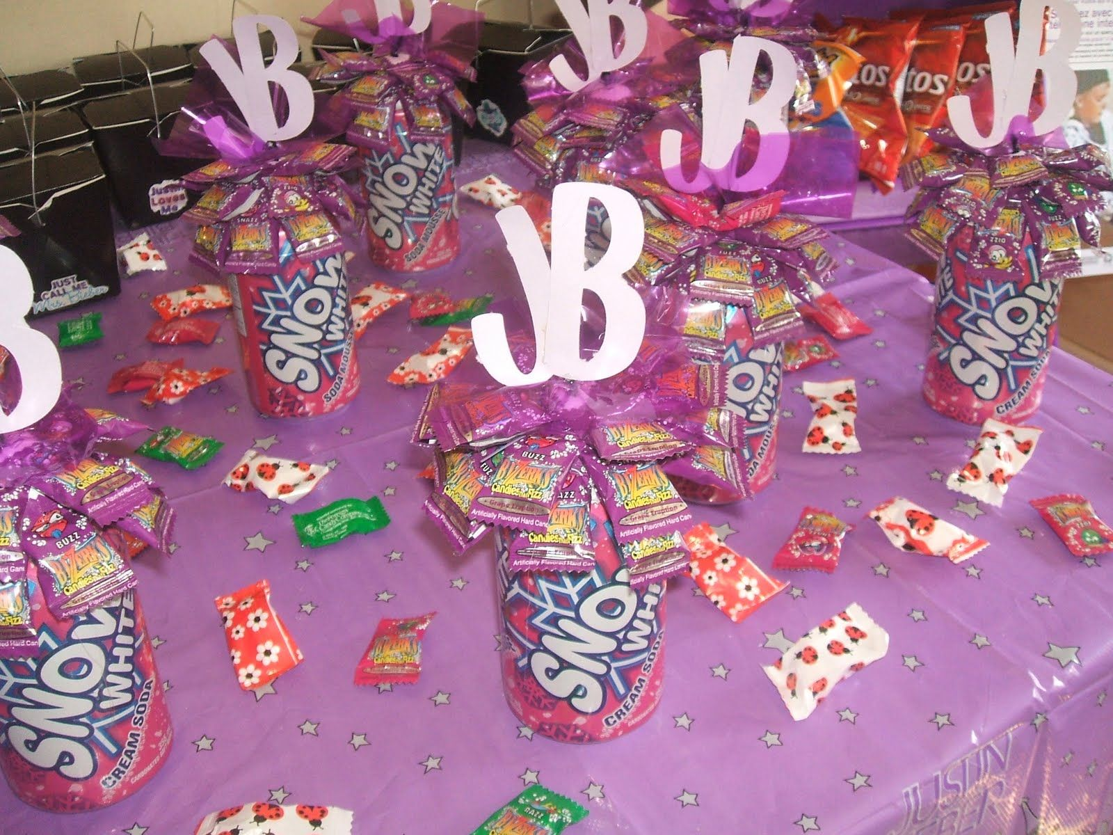 kiddie candy bouqets | Diva-Licious Candy Bouquets