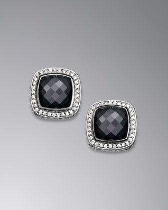 Albion Earrings by David Yurman at Neiman Marcus.<31995<3