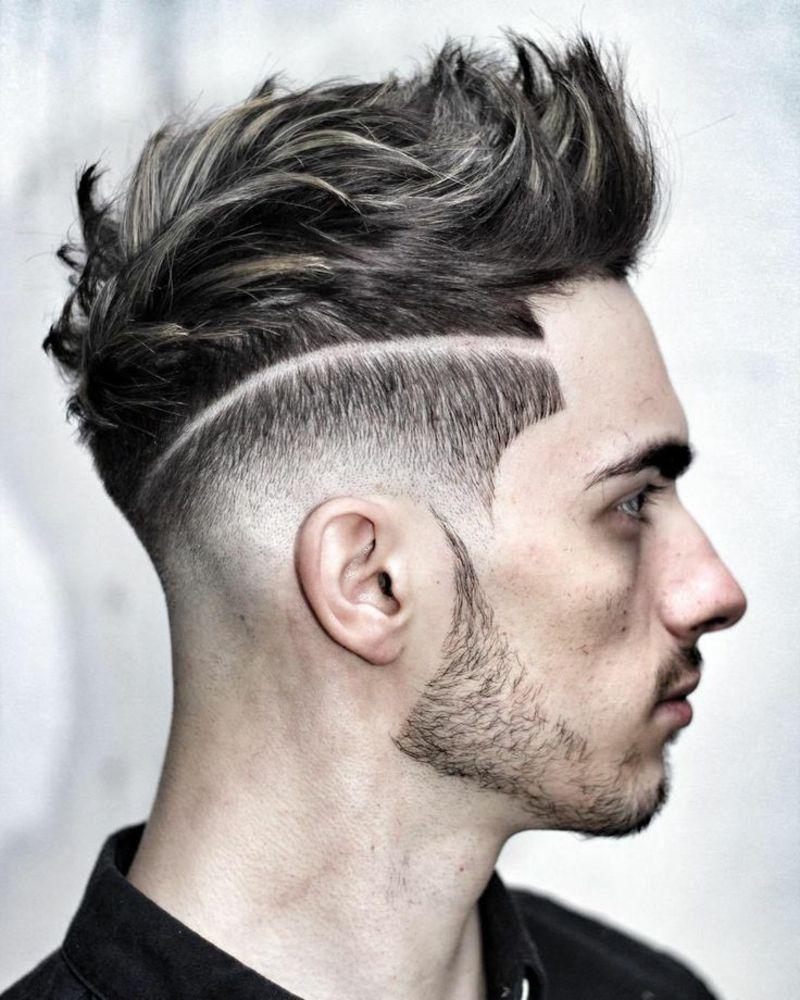Sidecut Männer Moderne Ideen Und Hilfreiche Styling Tipps Frisur