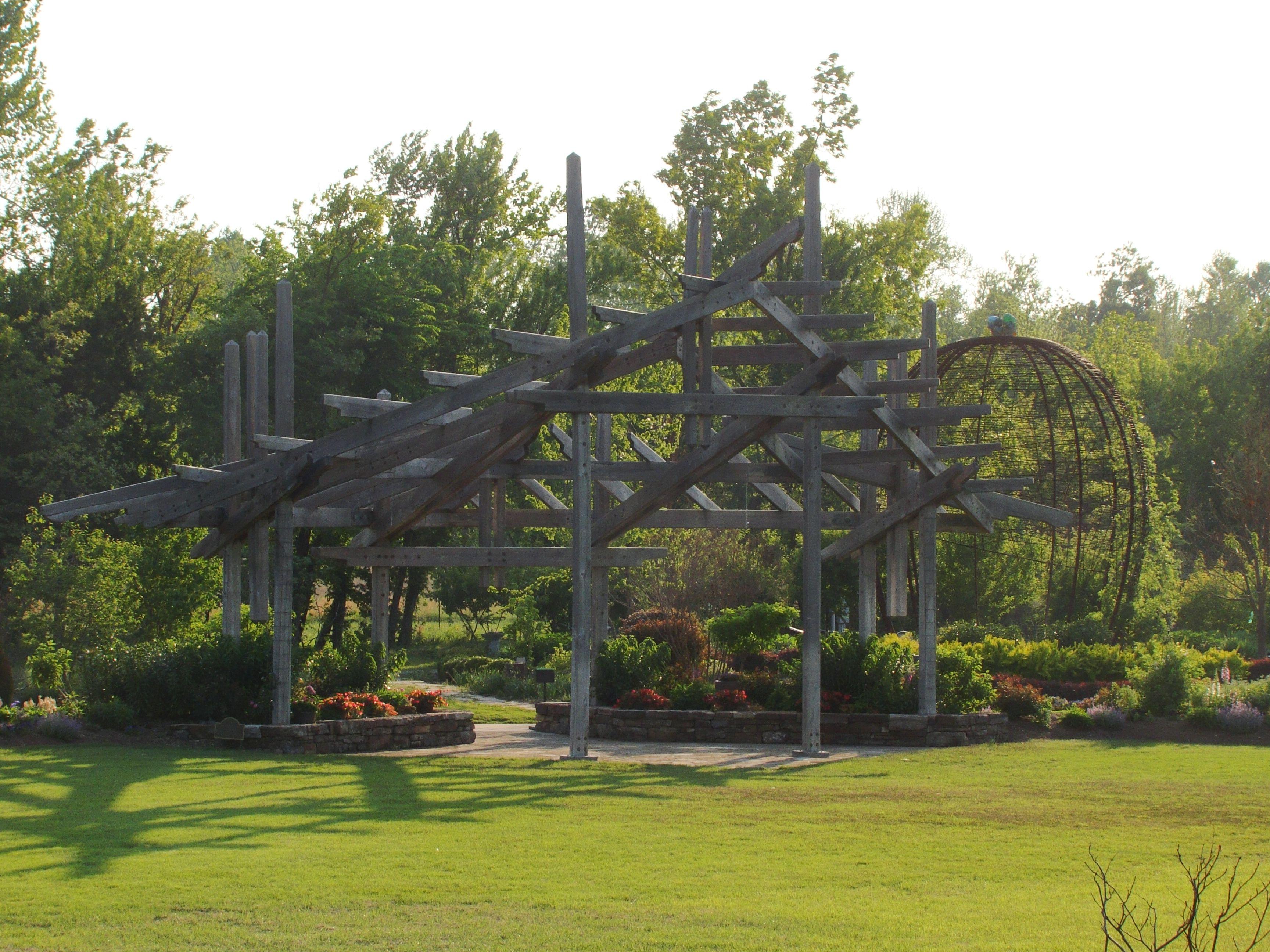 Ordinaire Botanical Gardens Of The Ozarks, Fayetteville, Arkansas