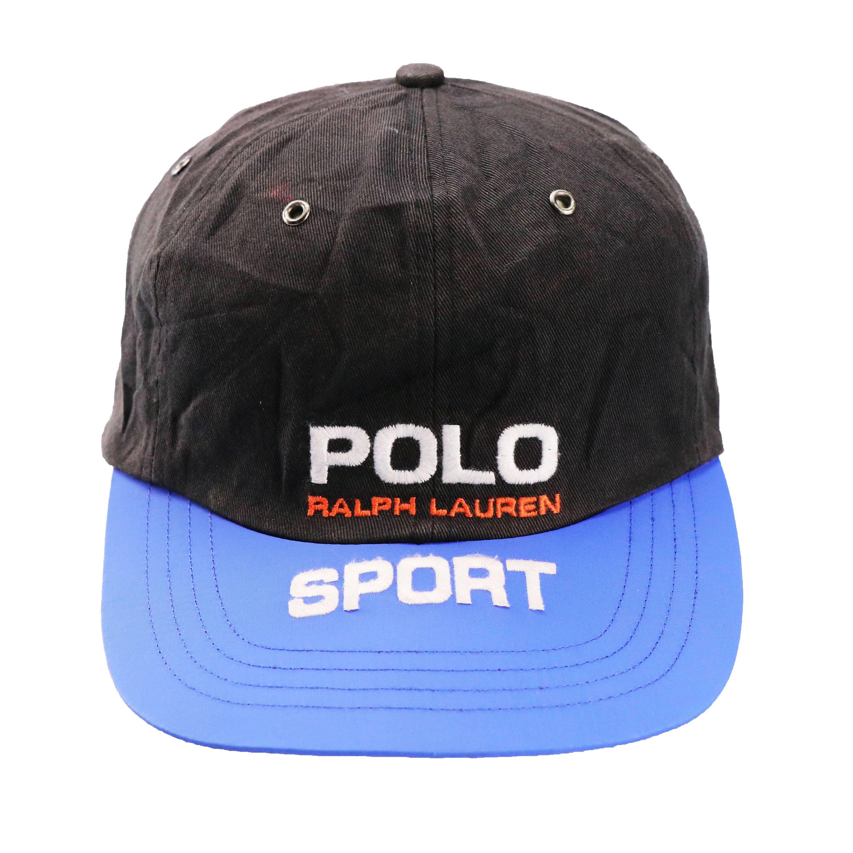 Vintage 90s Polo Sport Ralph Lauren Spell Out Stadium Rl93 Cap Hat Snapback  by HITZSHOP on Etsy  fe1f3dd38ca6