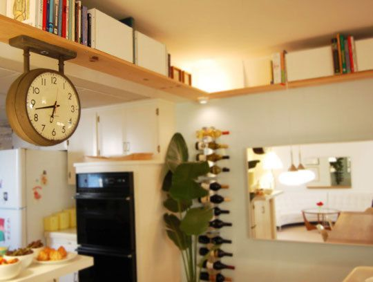 Wraparound Bookcases Five Ways Cozy