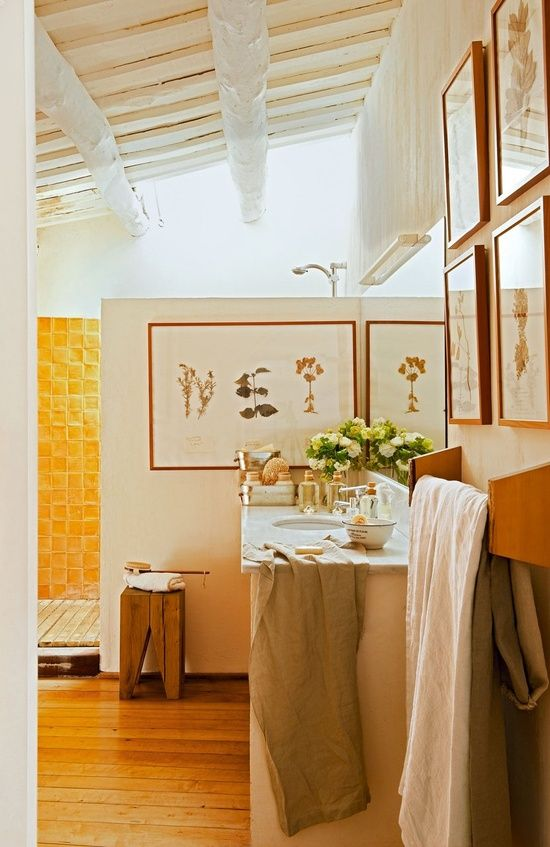 dustjacket attic Spanish Barn House & dustjacket attic: Spanish Barn House | i for interiors | Pinterest ...
