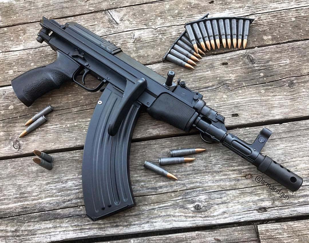 ArmAndGun // One of the funnest guns I own - 🔫 = CSA vz58