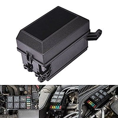 universal fuse relay box car ideas pinterest cars rh pinterest com Ford Fuses and Relays universal relay/ fuse auxiliary distribution box