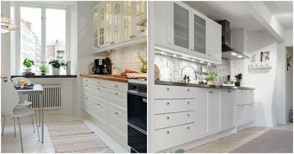 Soluciones para decorar cocinas pequeñas Te enseñamos algunos tips