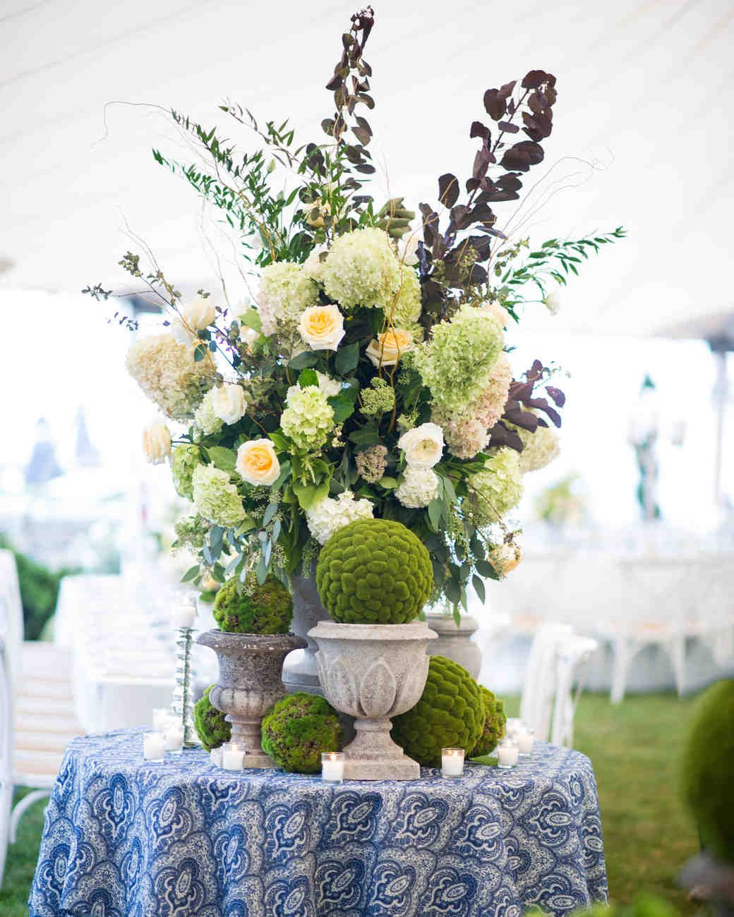 Wedding decoration ideas in the house  We kept going back to this oldworld eleganceud the bride says of