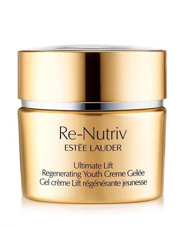 Re Nutriv Ultimate Lift Regenerating Youth Creme Gelee Eye Creme Estee Lauder Estee
