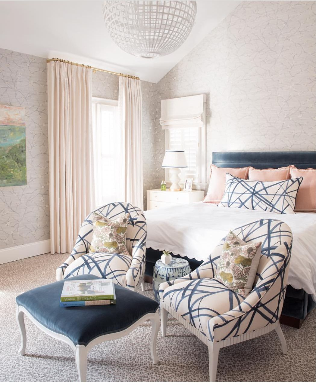 Fabulous Fabric Pairings To Inspire Changing Your Spaces