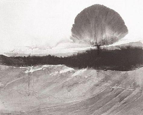 Gao xingjian en 2019 encre peinture chinoise encre de chine y peinture dessin - Dessin arbre chinois ...