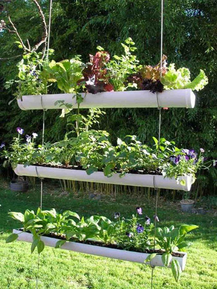Erstaunlich Deko Ideen Selbermachen Kreative Gartenideen