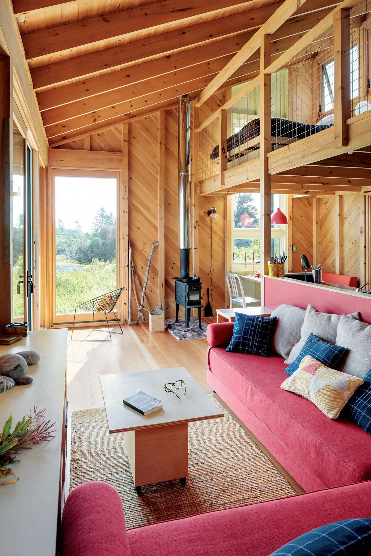 6 Tiny Homes In Maine Maine Homes By Down East Magazine Cabins Modern Tiny House Tiny House Interior Design Tiny House Design