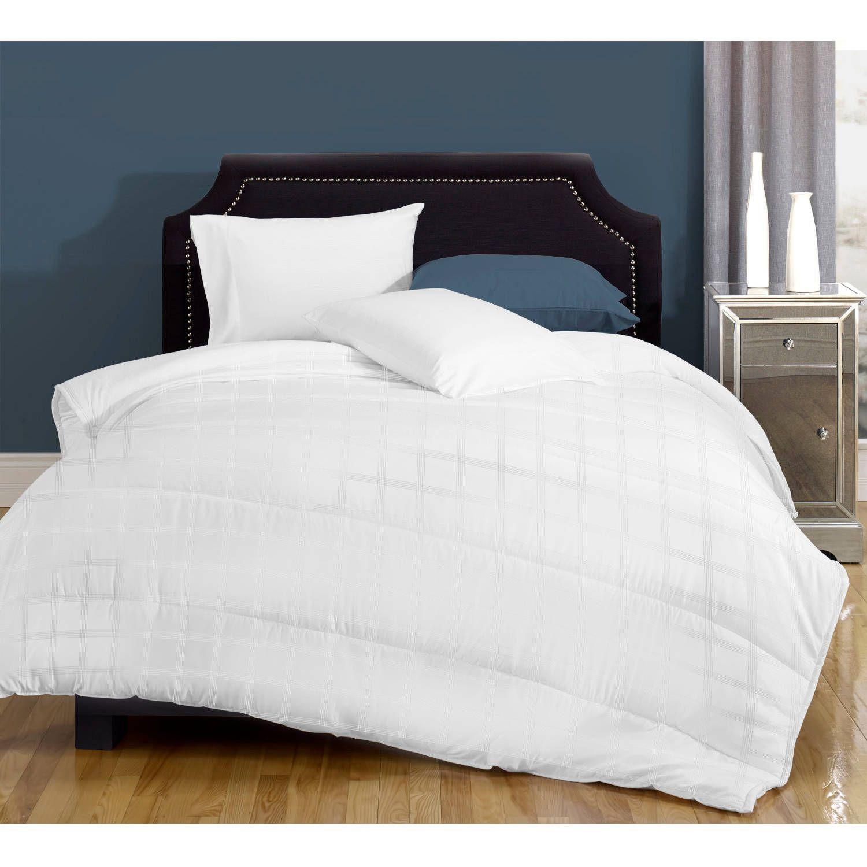 Canada's Best Down Alternative Comforter Multiple Warmth