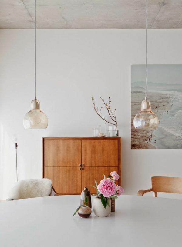 Kommode Skandinavisches Design skandinavisches massivholz design möbel sideboard kommode möbel
