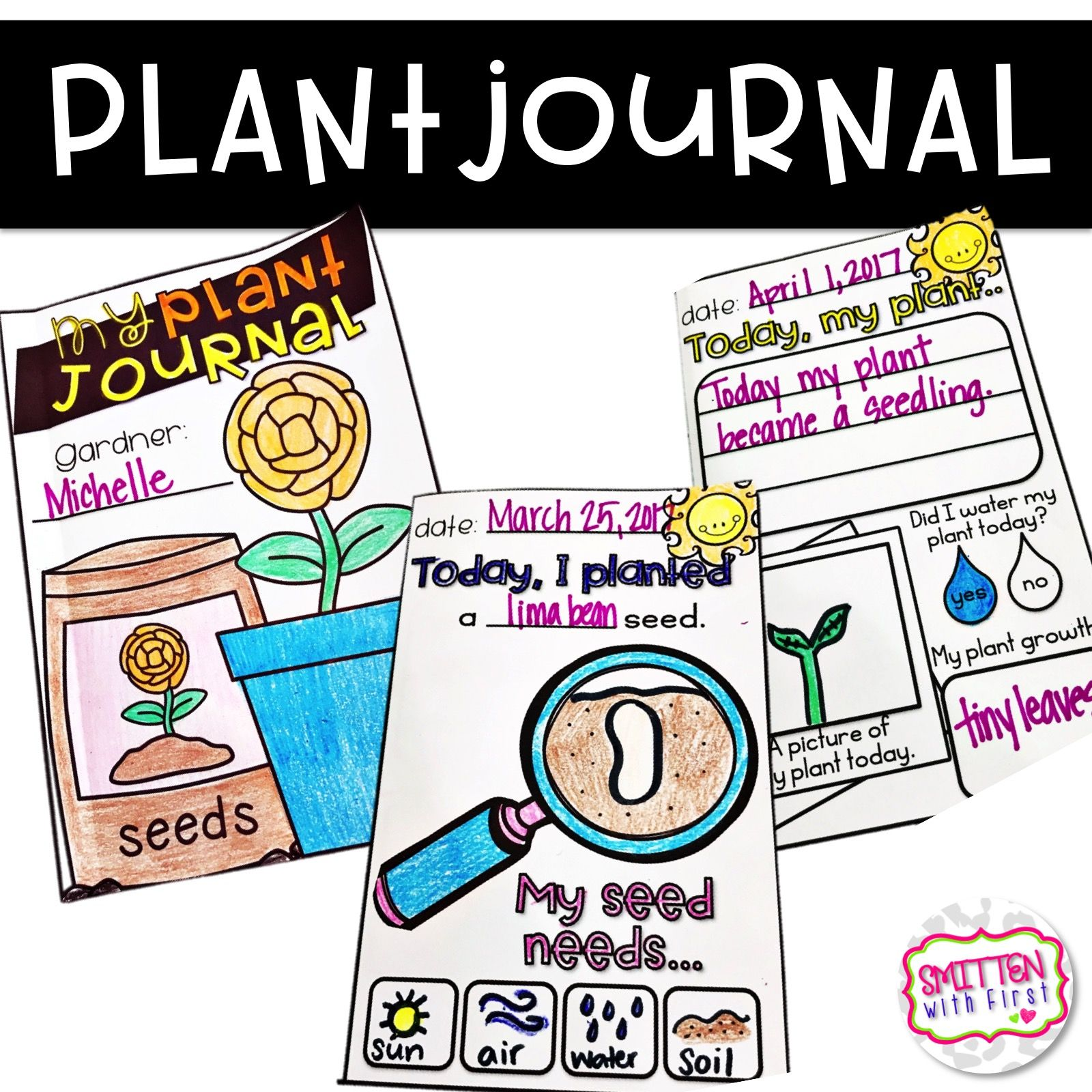 Plant Journal Plant Activities Plant Growth Activities Plant Journal [ 1600 x 1600 Pixel ]