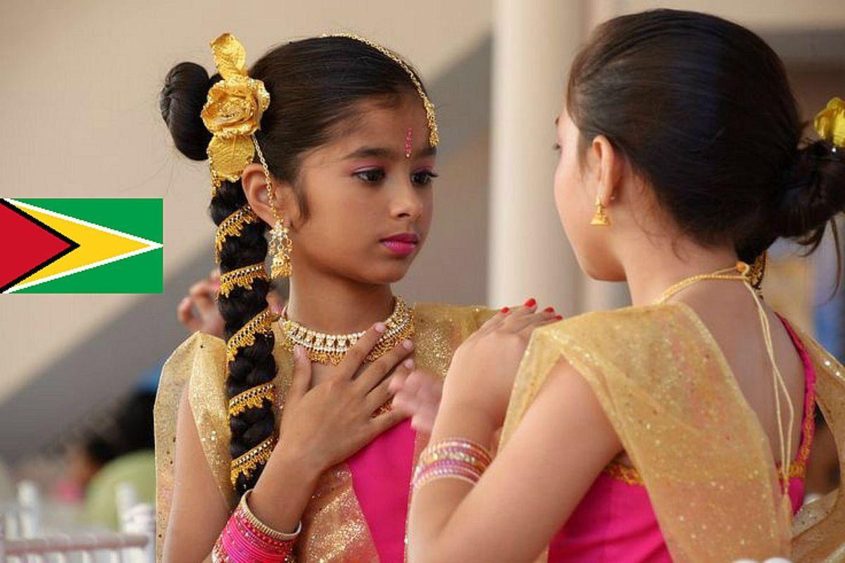 Guyanese indian girls
