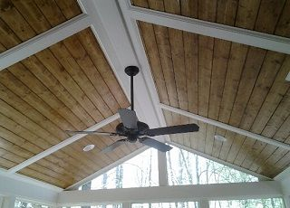 Charming TONGUE AND GROOVE CEILING | Tongue And Groove Screened Porch Ceiling