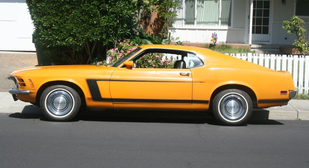 1970 Mustang Grabber 1970 ford mustang, Mustang, Ford