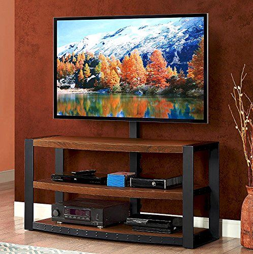 Wooden Corner Tv Stand 65 With Images Tv Stand Whalen