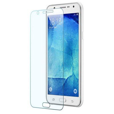 $4.07 (Buy here: http://appdeal.ru/bz7p ) TOCHIC Tempered Glass 2.5D 0.26mm Screen Protector for Samsung J7 for just $4.07