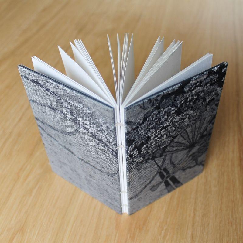 KIMONO SILK SOFT COVER COPTIC NOTEBOOKS