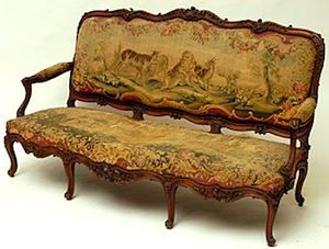 French Canapes And Other French Antique Sofas And Chairs Antique