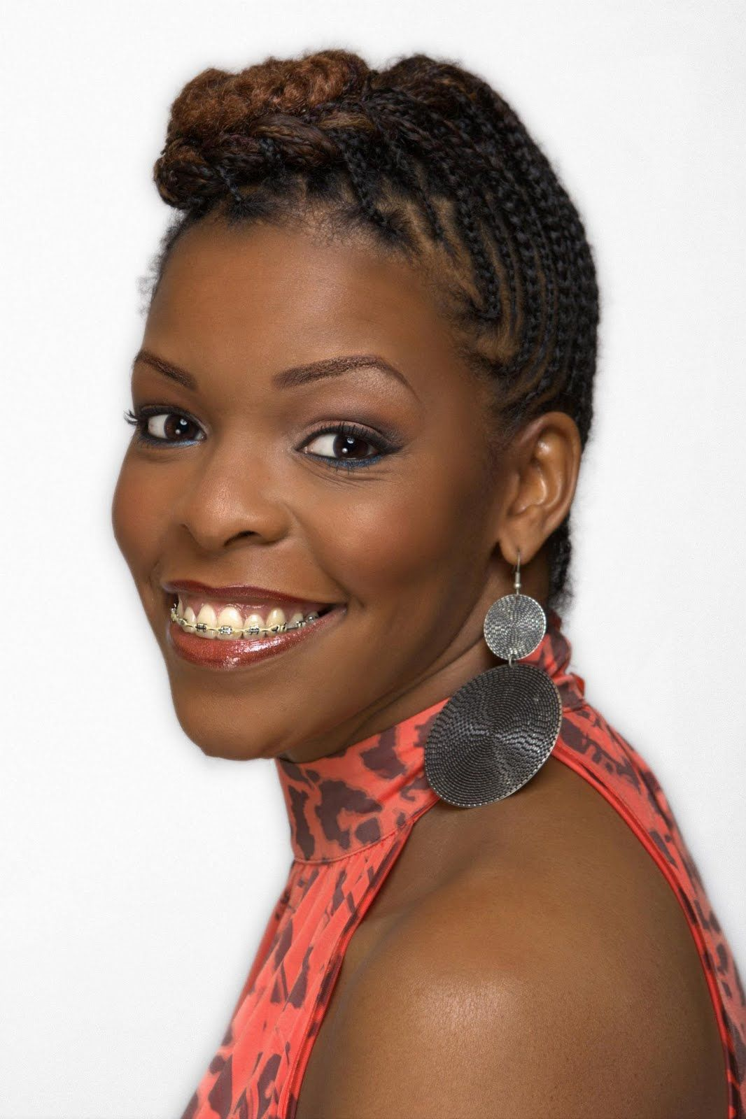 Cool Cornrow Black Women Natural Hairstyles And Black Women On Pinterest Hairstyles For Men Maxibearus