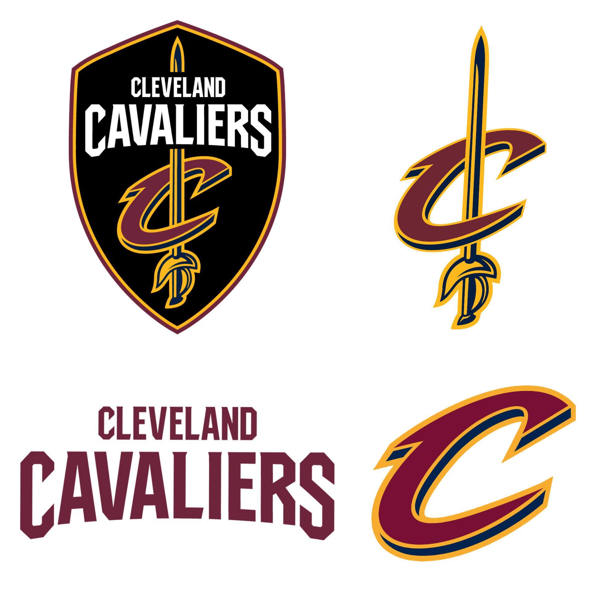 Cleveland Cavaliers Svg Cavaliers Svg Ai Eps Dxf Etsy Cleveland Logo New York Giants Logo Svg
