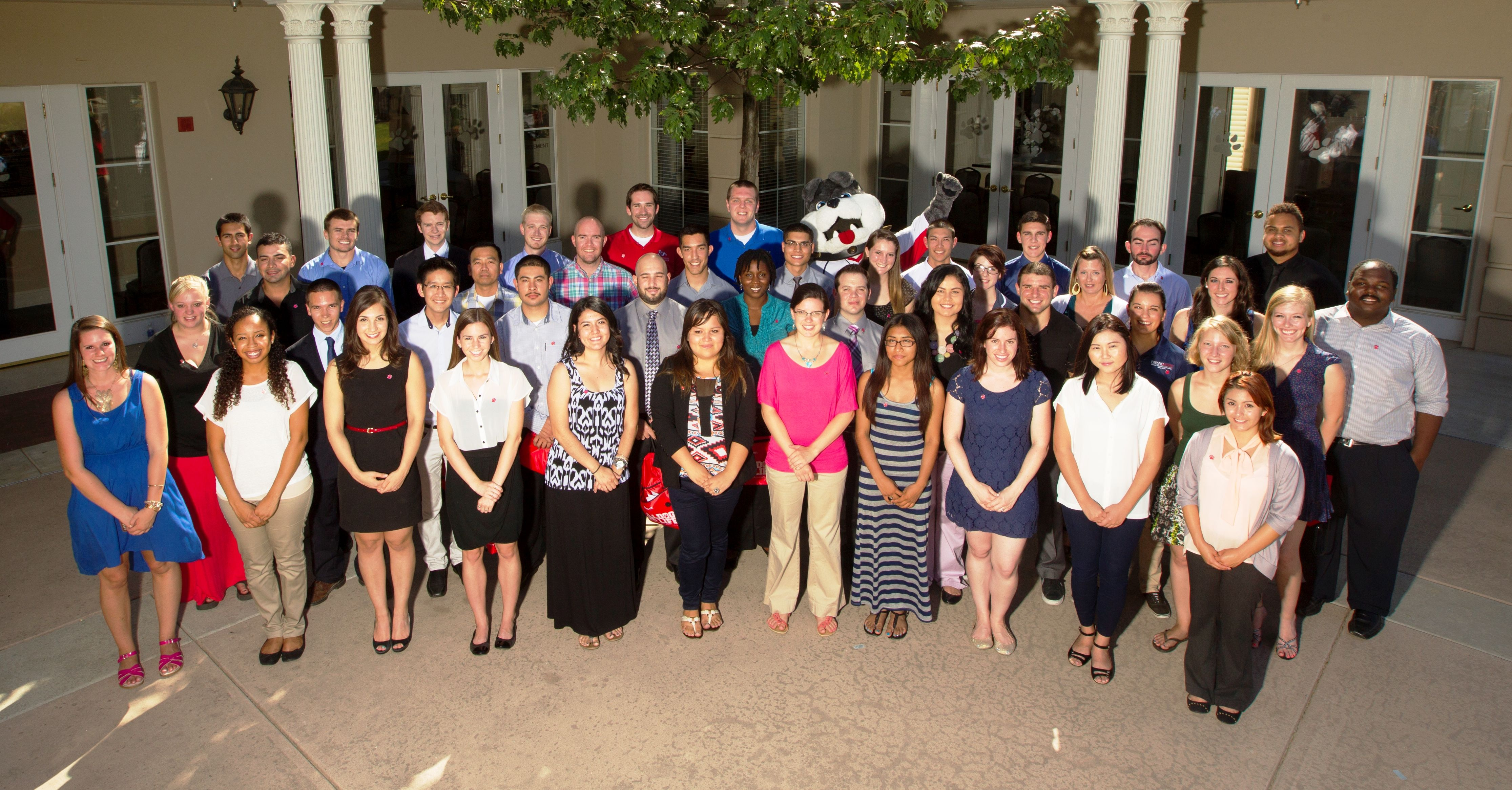 Congratulations to the 201314 FSAA Scholars! Student