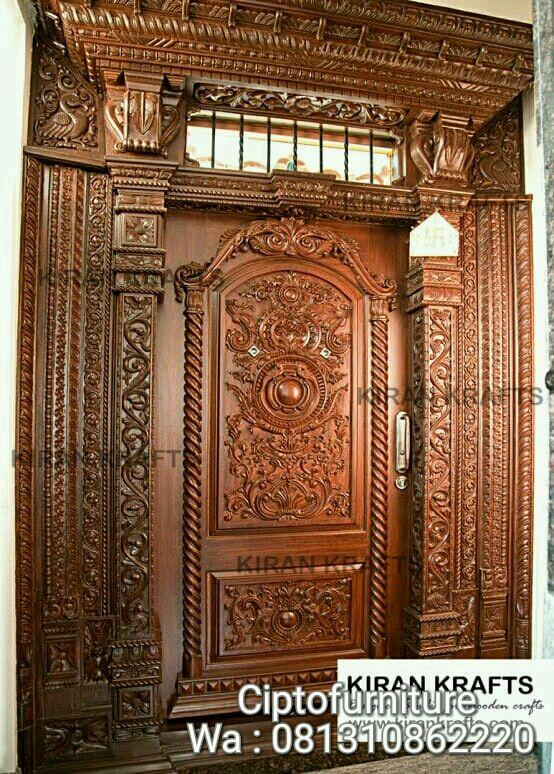 Desain Pintu Rumah   Door design modern, Door design ...